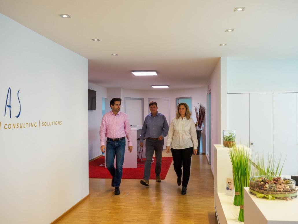 Consilias GmbH: Produktauswahl