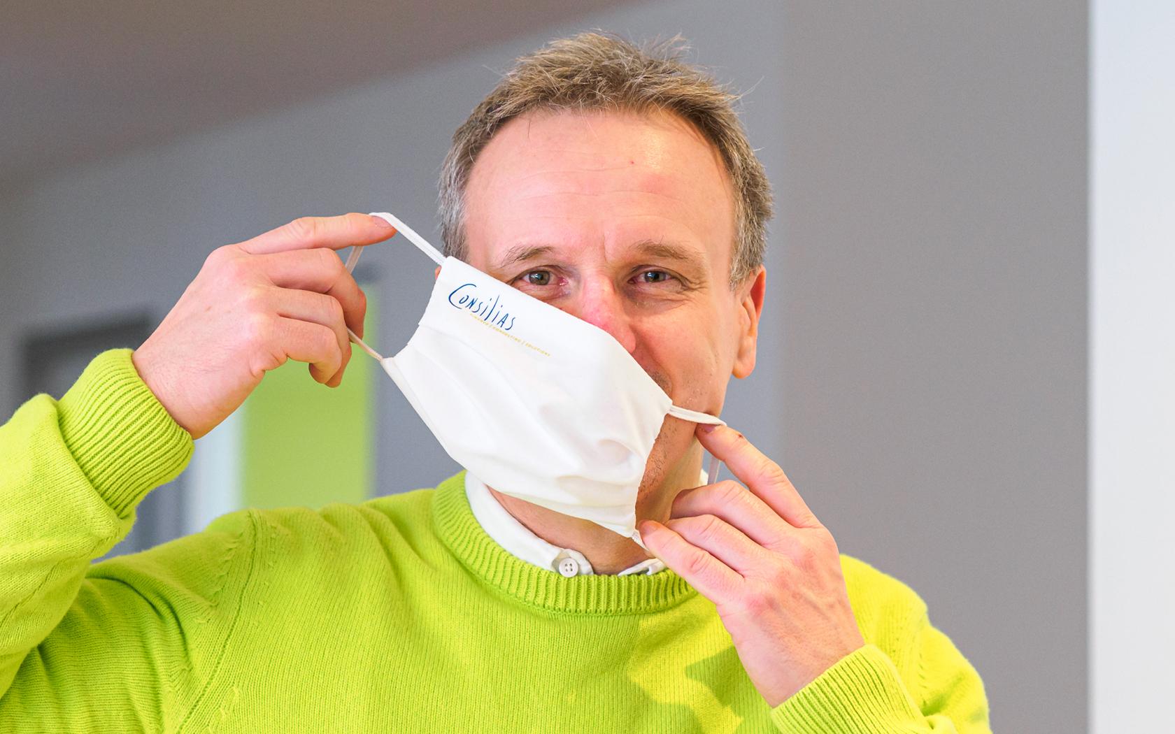 Consilias GmbH: Volker Kaiser