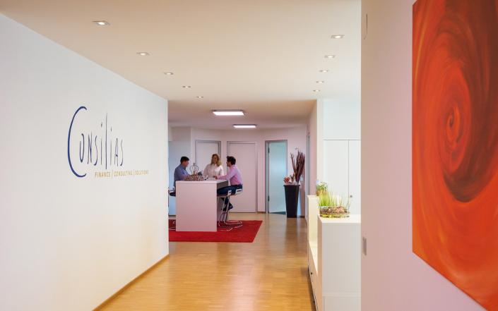 Consilias GmbH: Innenraum